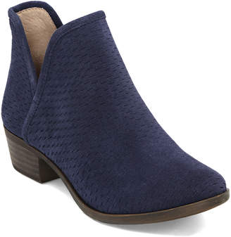 Lucky Brand Women's Casual boots MOROCCAN - Moroccan Blue Baley Suede Ankle Boot - Women