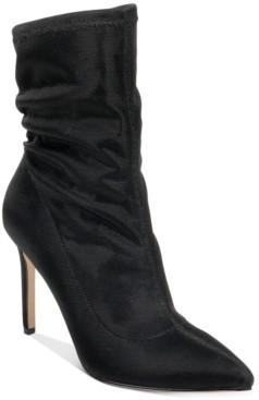 Badgley Mischka Jewel Ronnie Evening Booties Women's Shoes