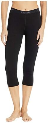 Icebreaker Oasis Legless (Black) Women's Clothing