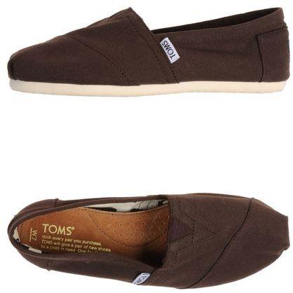 Toms Slip-on sneaker