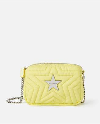 Stella McCartney Econyl Stella Star Mini Bag