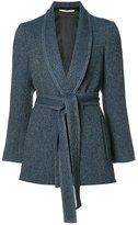 Rosetta Getty belted jacket