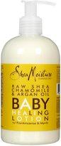 Shea Moisture SheaMoisture Baby Healing Lotion - Raw Shea Chamomile & Argan Oil - 12 oz