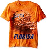 The Mountain Men's U of Florida Florida Bt Helmet Orange Adult T-Shirt