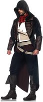 Leg Avenue Men's Assassin's Creed 7 Piece Arno Costume Cosplay