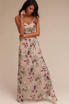 Anthropologie Lilias Wedding Guest Dress