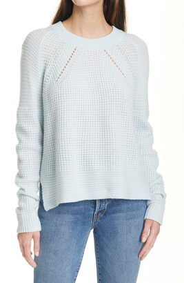 Autumn Cashmere Motocross Thermal Cashmere Sweater