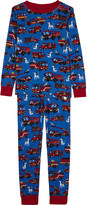 Hatley Fire trucks cotton pyjamas 4-12 years
