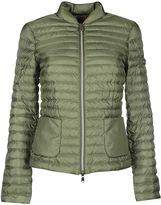 Peuterey Waterproof Jacket Opuntia Gb Model In Green
