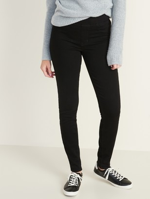 Old Navy High-Waisted Built-In Warm Rockstar Jeggings for Women