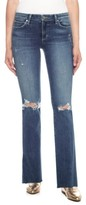 Joe's Jeans Women's Provocateur Distressed Bootcut Jeans