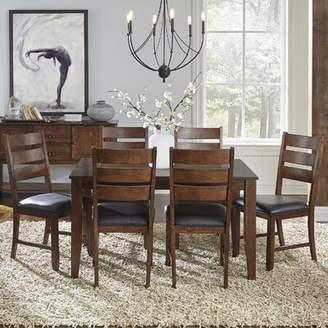 Trent Austin Design Caracara 7 Piece Extendable Solid Wood Dining Set Trent Austin Design
