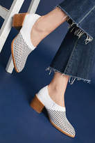 Jeffrey Campbell Branwen Perforated Booties