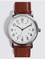 M&S Collection Classic Utility Watch