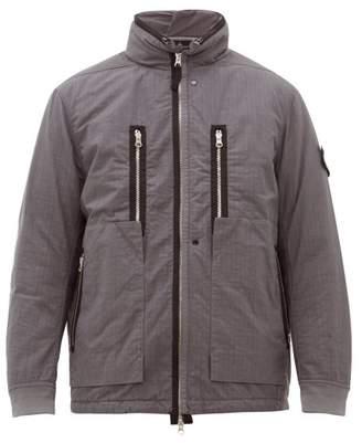 Stone Island Shadow Project - Naslan Ripstop Field Jacket - Mens - Grey