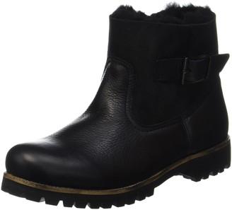 Blackstone Women's OL06 Boots Black (Black Black) 4 UK