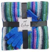Echo Ombré Loop and Tech Knit Glove Gift Set
