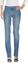 Siviglia Denim pants - Item 42619587