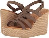 Volcom Women's High Society Wedge Sandal,8 W US