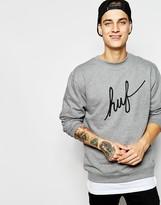 HUF Demi Script Sweatshirt