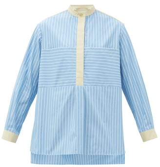 Max Mara Uganda Shirt - Womens - Blue White