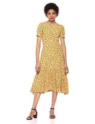 Rachel Pally Women's Crepe Valentine Dress