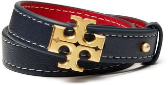 Tory Burch Kira Double-Wrap Bracelet