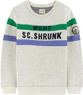Scotch & Soda Embossed sweatshirt