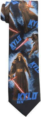 Star Wars Men's Kylo Ren Tie