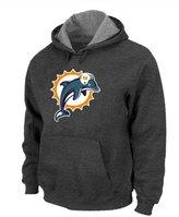 occoLi Men's Miami Dolphins Sweatshirt Football Track Top Pullover Jacket M-XXXL
