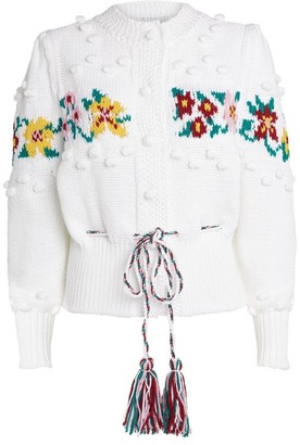 Hayley Menzies Gladys Knitted Cardigan
