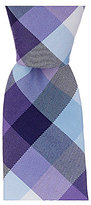 Original Penguin Farnworth Check Skinny Tie