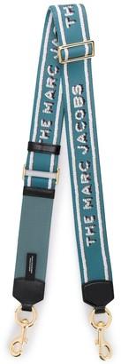 Marc Jacobs Logo Print Bag Strap