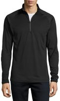 The North Face Superhike Quarter-Zip Pullover, Black
