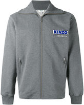 Kenzo Come Out track jacket - men - Cotton/Polyester - S
