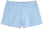 Aqua Girls' Gingham Shorts, Big Kid - 100% Exclusive