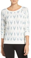 PJ Salvage Women's Print Sweatshirt