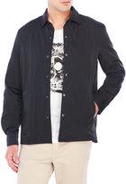 Cheap Monday Shell Nylon Shirt Jacket