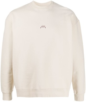 A-Cold-Wall* Crew Neck Sweatshirt