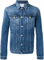Won Hundred Fourteen denim jacket - men - Cotton/Polyester - 46