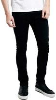 Topman Men's Skinny Stretch Twill Jeans