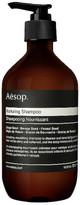 Aesop Nurturing Shampoo.