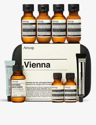 Aesop Vienna City Kit travel set