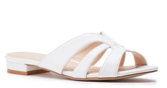 Paradox London Sugary White Cutout Sliders