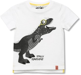 M&Co Totally roarsome t-shirt (9mnths-5yrs)