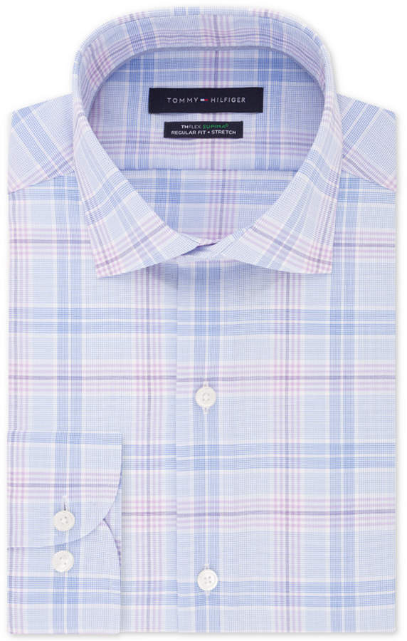 467c15be Tommy Hilfiger Men's Big And Tall Shirts - ShopStyle