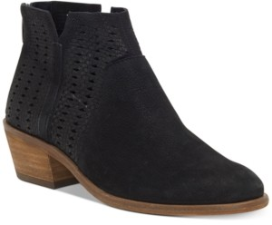 Vince Camuto Patellen Booties Women's Shoes