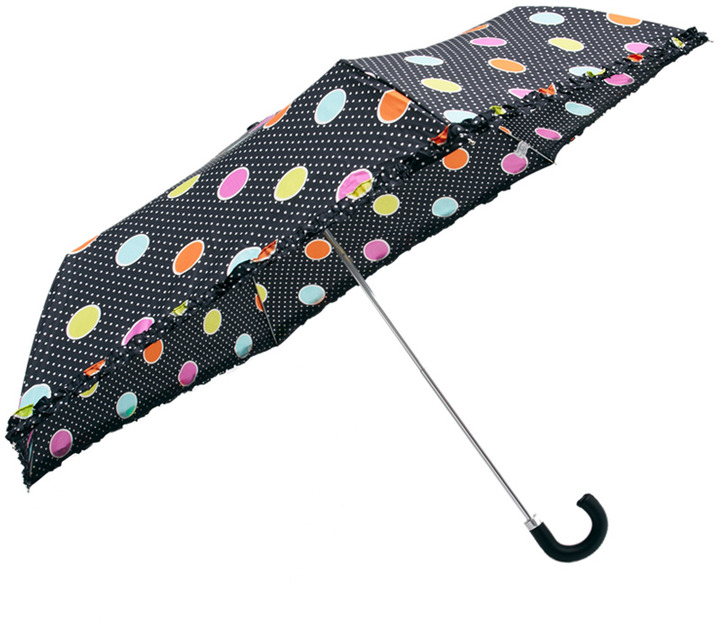 Fulton Superslim 2 Spotty Dot Umbrella