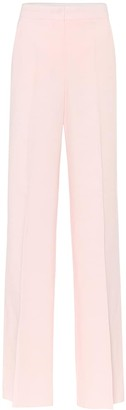 Max Mara Ovatta wide-leg cotton pants