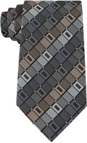 Geoffrey Beene Men's All Day Geo II Tie